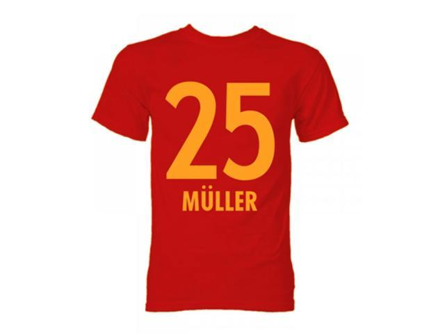 promo code baf5e 13154 Thomas Muller Bayern Munich Hero T-Shirt (Red) - Newegg.com