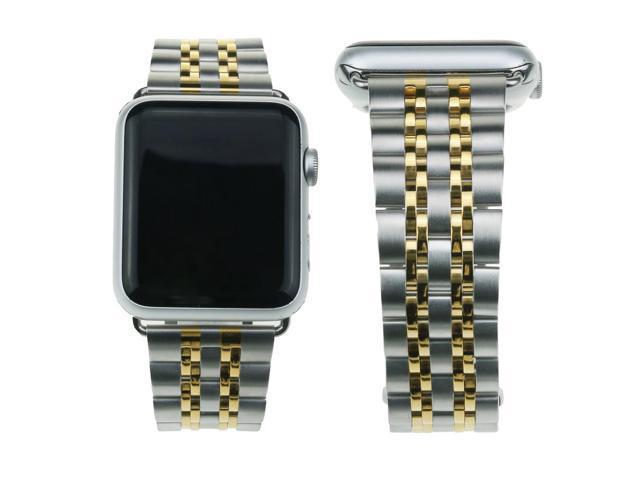 d85571791ee Bandas de accesorios de acero inoxidable 38mm banda Hantop Apple Watch para  Apple Watch Series 1