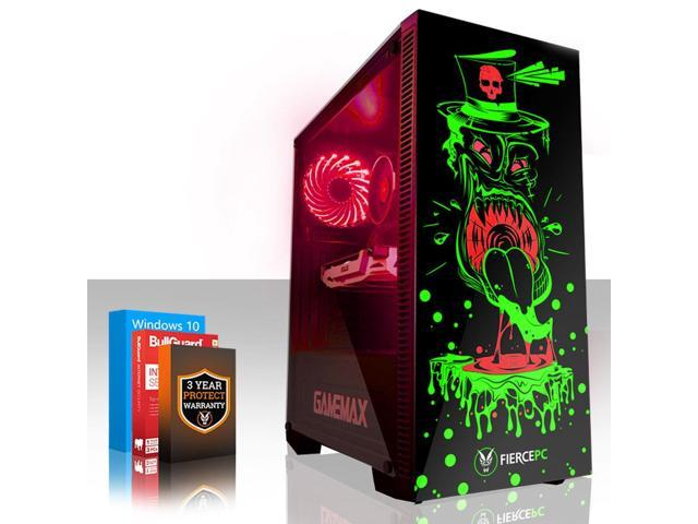 Fierce GOBBLER Gaming PC, Fast Intel Core i5 9600K 4 5GHz, 2TB HDD, 16GB  RAM, RTX 2080 8GB, Windows 10 Installed (865049) - Newegg com