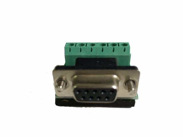 RS422 RS485 Serial DB9 to Terminal Block Adapter - Newegg com
