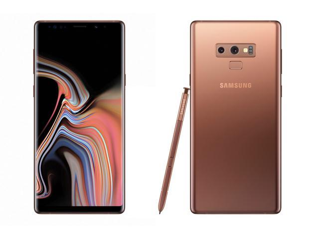 Samsung galaxy note 9 firmware