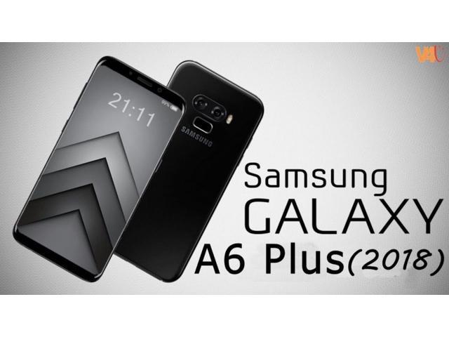 samsung galaxy a6 plus unlocked