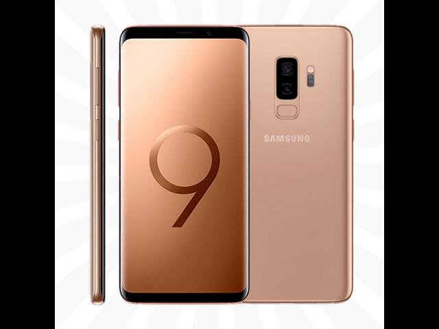 Samsung Galaxy S9 SM-G960F/DS 64GB DUAL SIM (Factory Unlocked) Maple Gold -  Newegg com