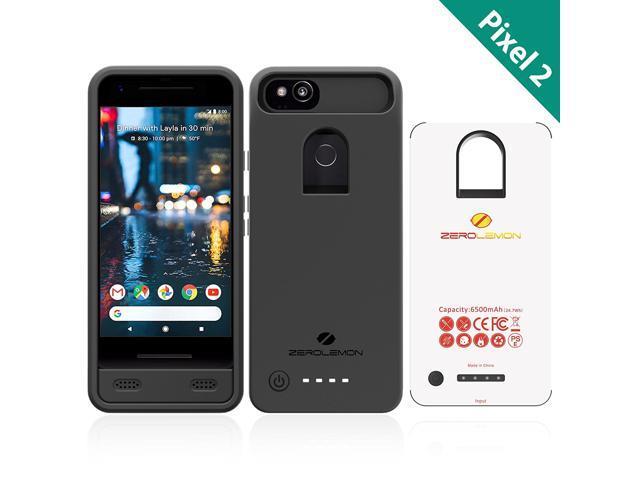 the latest e133f 29e92 Google Pixel 2 Battery Case, ZeroLemon Ultra Power 6500mAh Extended Battery  Case for Google Pixel 2(Not For Google Pixel 2 XL)- Black - Newegg.ca