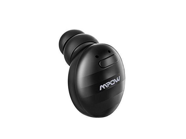 fd4c41a5451 Mpow EM6 Single Mini Bluetooth Earbud, V4.1 Wireless Earbud with Mic,  Invisible