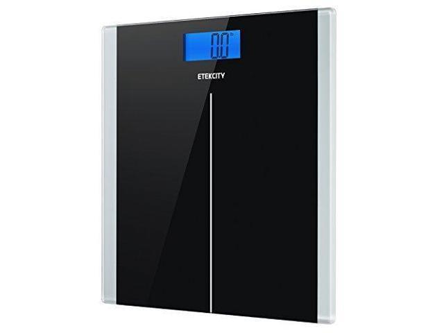 Etekcity Digital Body Weight Bathroom Scale With Step On Technology