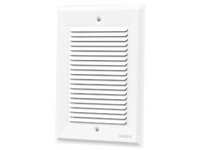 Nutone La14wh Decorative Wired Paintable Two Note Door