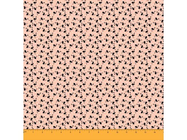 Soimoi Cotton Cambric Fabric Flamingo Print 58 Inches Wide Sewing By The  Meter-Light Salmon - Newegg ca