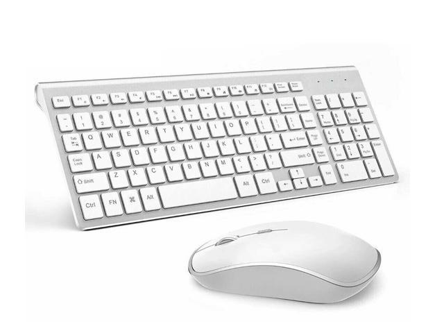 e1163397ce4 Wireless Keyboard And Mouse Bundle Combo Set For Mac Apple 2.4G Slim