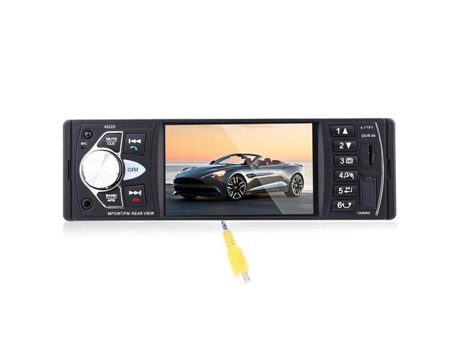 4022d 4 1 inch car mp5 player stereo audio bluetooth tft screen4022d 4 1 inch car mp5 player stereo audio bluetooth tft screen fm station video with remote control camera