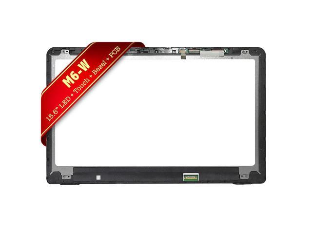 Screen Replacement For HP Envy X360 M6-W103DX M6-W102DX 807532-001 LCD  Touch Digitizer Assembly - Newegg com