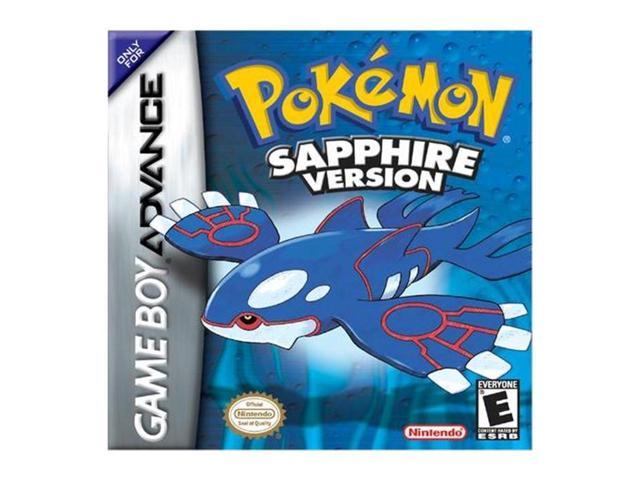pokemon sapphire version