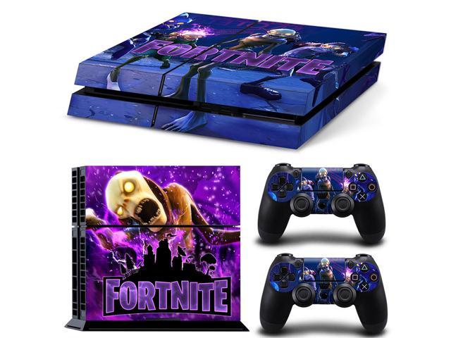 Fortnite Ps4 Skin Sticker For Sony Playstation 4 Console And 2