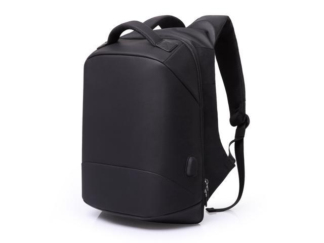 82430a3209 Waterproof Roomy Laptop Backpack Fit for 15.6 Inch Notebook - Multifunction  USB charging Travel Bag for Men and Women