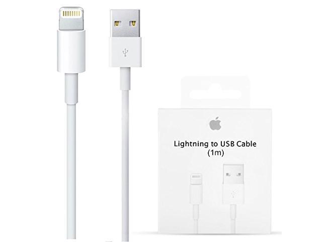 Lightning To Usb Cable For Iphone X 8 Plus 7 Ft 6 5s Ipod And Ipad 3 Newegg