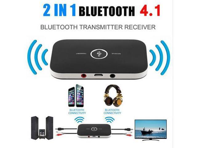 2in1 bluetooth 4 1 transmitter receiver wireless a2dp. Black Bedroom Furniture Sets. Home Design Ideas