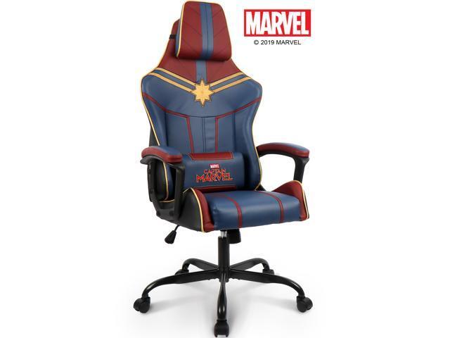 Marvel Avengers Captain Marvel Gaming Chair High End