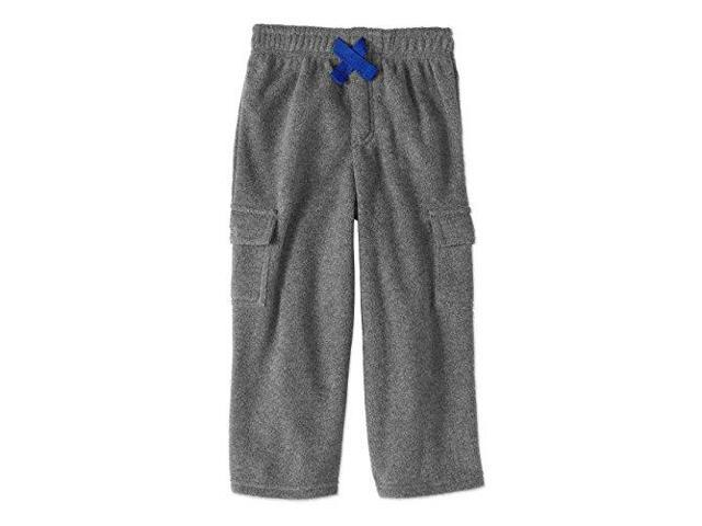 539fe502a Garanimals Baby Toddler Boys 2t-5t Cargo Fleece Pants - Blue, Black or Camo