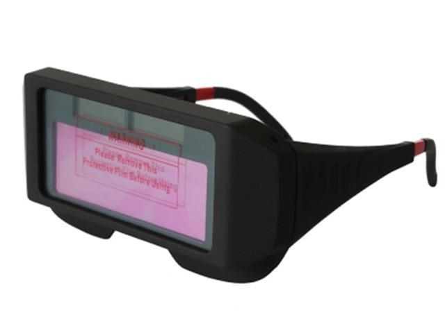 Welding Helmets Welding & Soldering Supplies Auto Darkening Solar Filter Lens Welding Mask For Eye Protection Adjustable Glasses Legs Protective Equipment With Head Band Reputation First