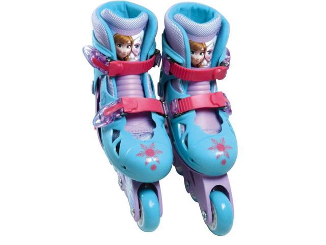 DISNEY Frozen Inline Roller Skates (30 - 33) (OFRO017). - Newegg ... 9ecc04611d501