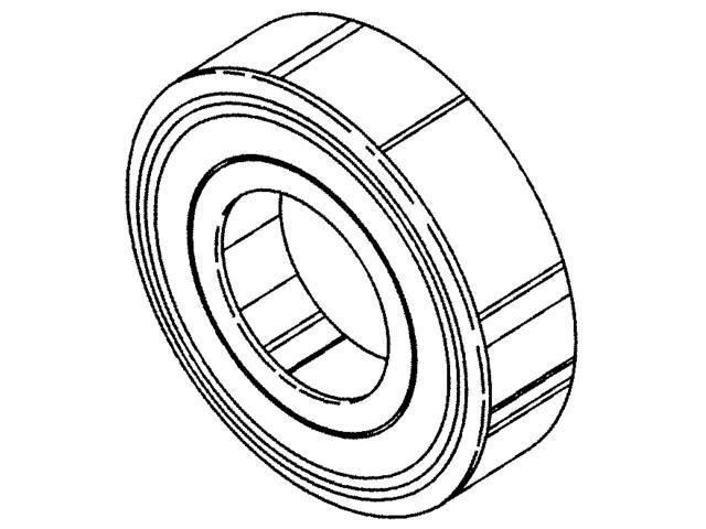 roller table bearing - sa30 and sa36