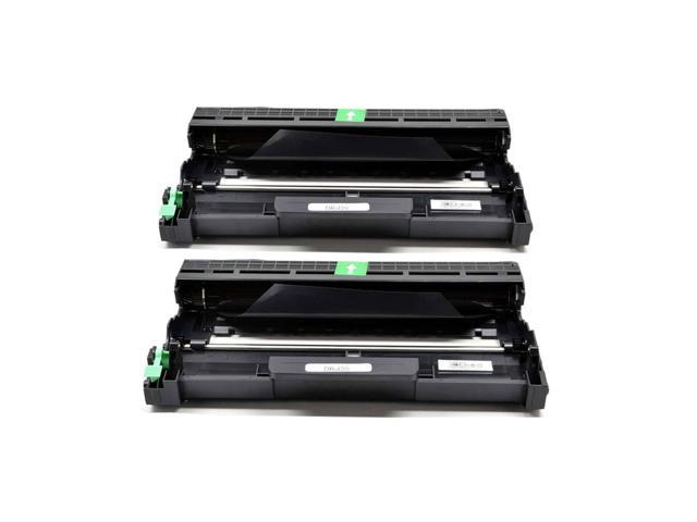 2pk DR420  Drum Cartridge for Brother HL 2242D 2250DN 2270DW 4pk TN450 Toner