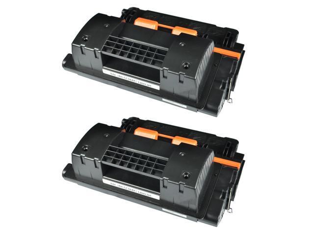 4PK High Yield CC364X 64X Black Toner Cartridge For HP LaserJet P4515n Printer