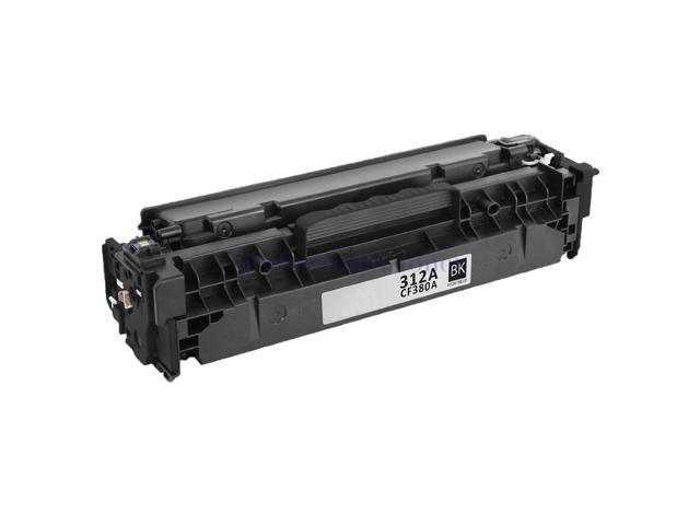 4PK CF380A Toner Cartridge Set for HP 312A LaserJet Pro MFP M476dn M476dw M476nw
