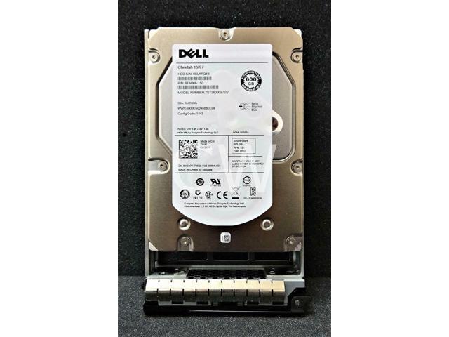 Dell 202V7 0202V7 4TB 7.2K 6G 3.5in SAS Hard Drive WD4001FYYG-18SL3W0 WITH TRAY