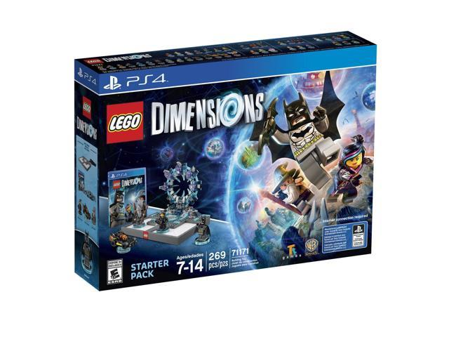 LEGO Dimensions Starter Pack for PlayStation 4
