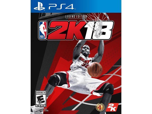 NBA 2K18 - Legend Edition PS4