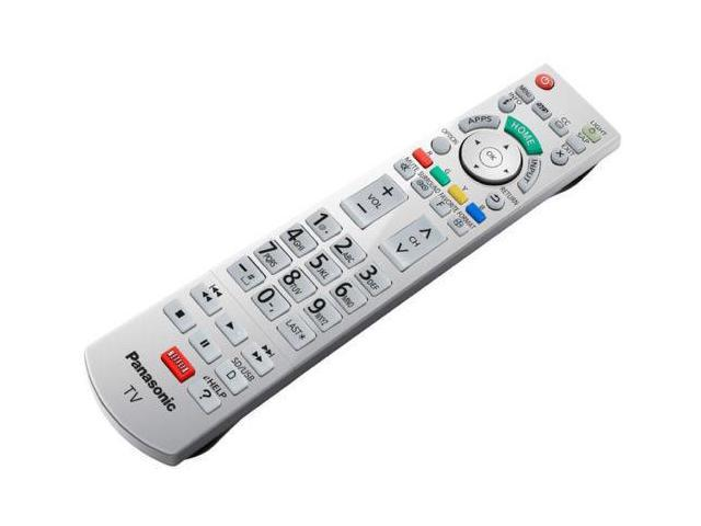 NEW Panasonic Smart TV Remote Control for TCL47WT60, TCL55DT60, TCL55WT60 -  Newegg com