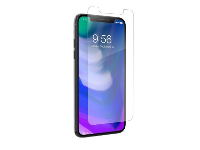 the best attitude 11793 c86f4 Screen Protector For Apple iPhone X by ZaGG - InvisibleShield Sapphire  Defense - Newegg.com