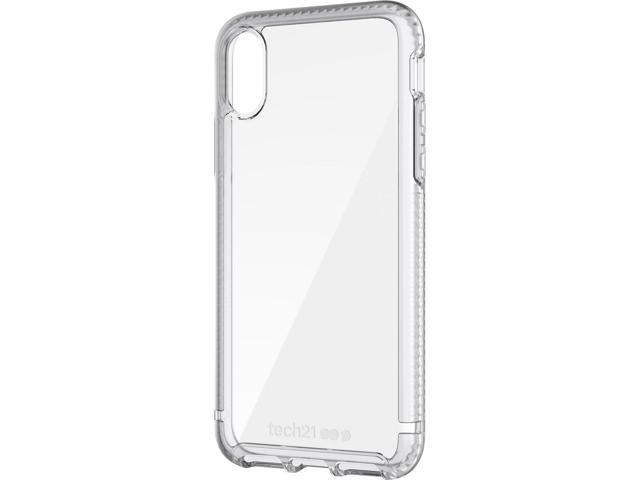 buy online 232c5 8daab Tech21 - Pure Case for Apple iPhone X and XS - Clear - Newegg.com