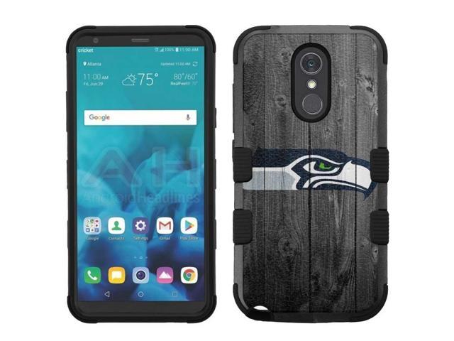 official photos 835a2 8b697 for LG Stylo 4 Armor Impact Hybrid Cover Case Seattle Seahawks #W -  Newegg.com