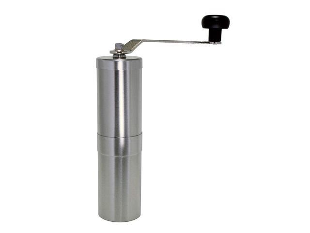 7TECH Manual Coffee Grinder Stainless Steel Conical Burr Mill