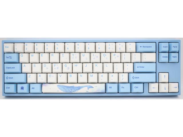 Ducky X Varmilo MIYA Pro Sea Melody 65% Dye Sub PBT Mechanical - Sale: $131.99 USD