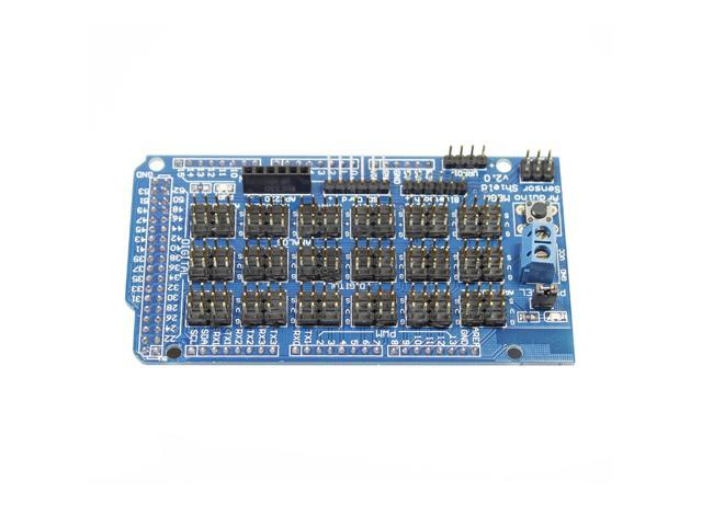 MEGA 2560 Sensor Shield v1.0 Expansion Board For Arduino Mega 2560 R3