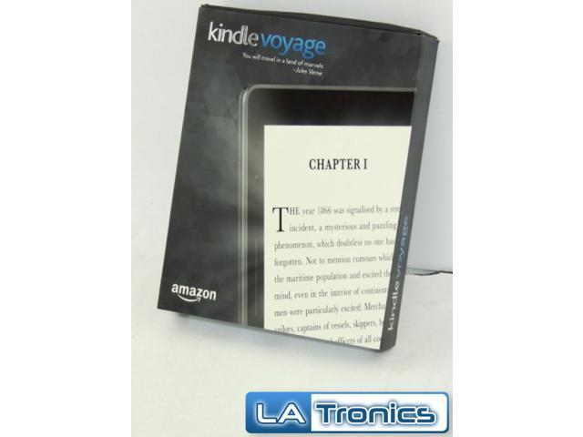 Used - Good: Amazon Kindle Voyage 6