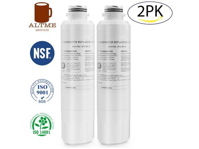 Internal Water Filter fits Samsung Fridges DA29-00020A DA29-00020B 04609101000
