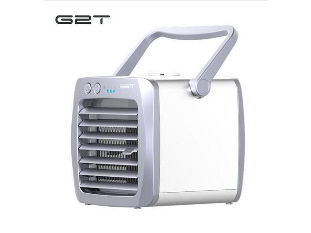 Portable Personal Mini Air Conditioning Fan Cold Fan Cooling USB Fan  Portable Air Conditioner Box Handheld Fan Mini Desk Fan - Newegg com