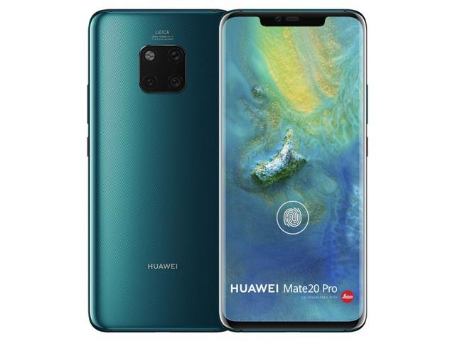 competitive price f57a9 24068 Huawei Mate 20 Pro Mobile Phone 6.39 inch 8G RAM 256G ROM Full Screen  waterproof IP68 40 MP 4 Cameras Kirin 980 Octa Core Quick Charger 10V/4A -  ...
