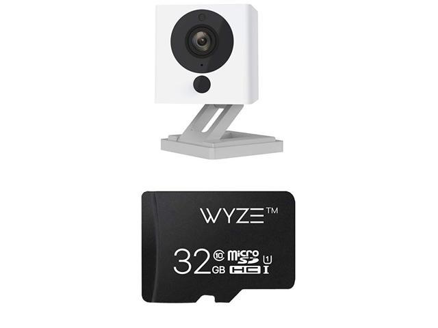 Wyze Cam v2 1080p Indoor Smart Home Camera with Wyze 32GB MicroSD Card  Class 10 - Newegg com