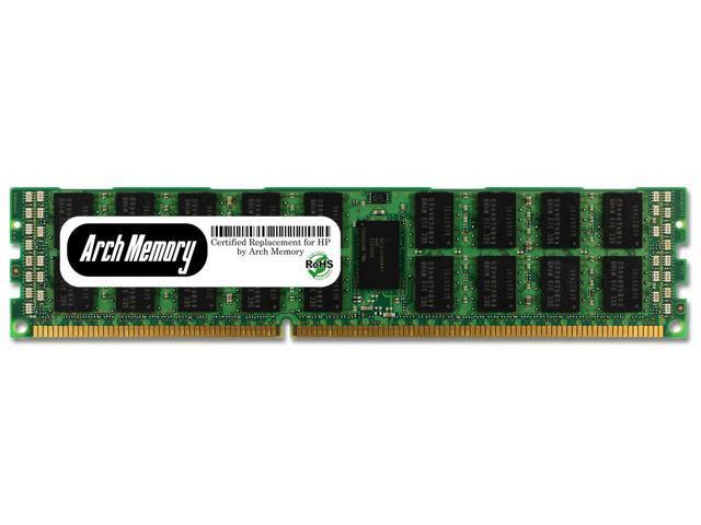 16GB DDR3 PC3-14900 1866MHz RDIMM HP 708641-B21 Equivalent Memory RAM