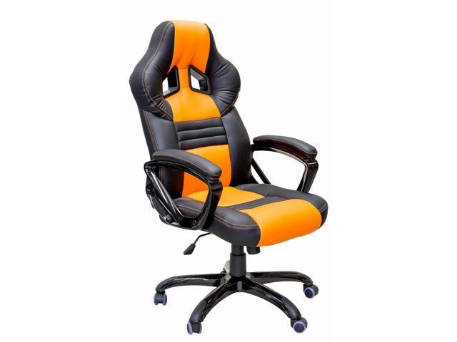 Home Home Office Desk Chairs Furniture Viscologic Series Gaming Racing Style Swivel Height Adjustable Home Office Computer Desk Chair Home Office Furniture Orange Black Boardwalkapartments Com