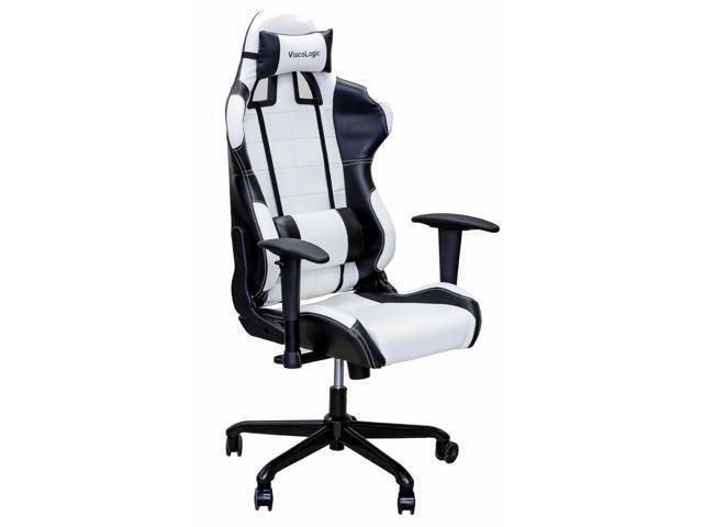 Viscologic Cayenne Metal Durable Gaming Chair Newegg Ca