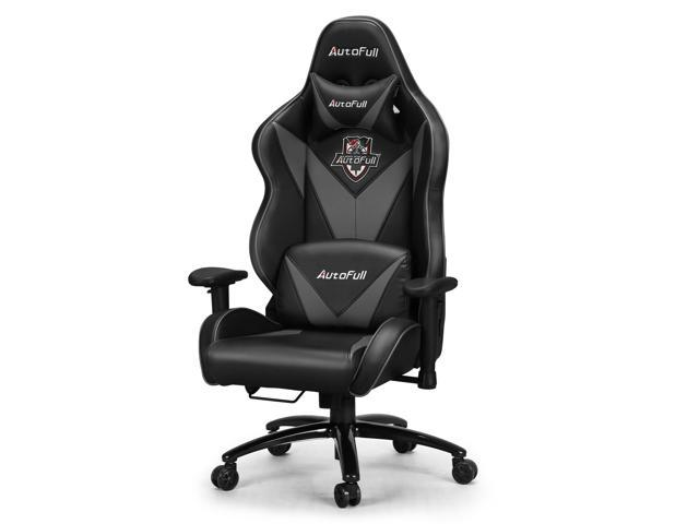 AutoFull Big And Tall Gaming Chair, Ergonomic Video Game