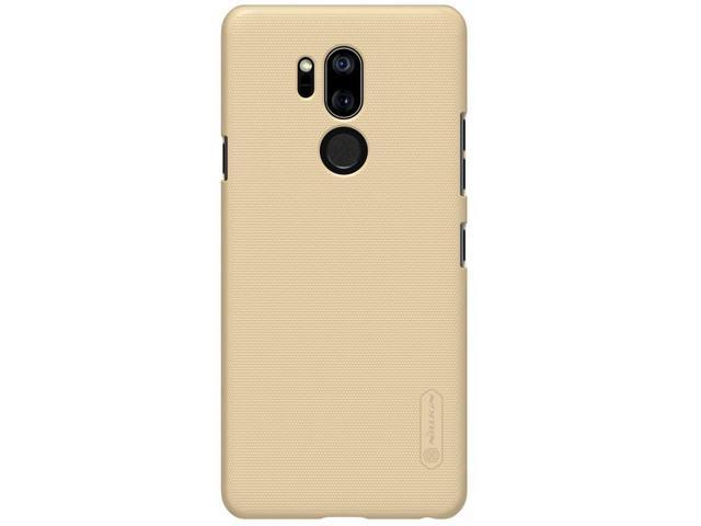 Top Brand Frosted Matte Phone Case Cover for LG G7 ThinQ ( Black / Gold /  Red ) - Premium High Quality Original Ultrathin Hard PC Air Armor Shell