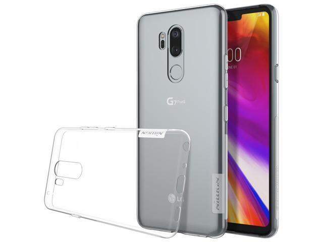 cheaper f13d8 27318 Top Brand Ultrathin TPU Crystal Phone Case Cover for LG G7 ThinQ ( Clear )  - Premium High Quality Original Soft Silicone - Newegg.com