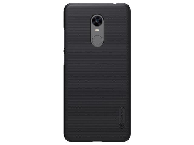 pretty nice dde77 bcbe8 Top Brand Frosted Matte Phone Case Cover for Xiaomi Redmi 5 Plus ( Black /  Gold ) - Premium High Quality Original Ultrathin Hard PC Air Armor Shell ...